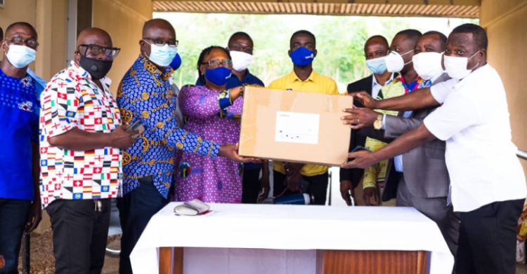 Rotary Club of Ho Donates to the Ho Teaching Hospital